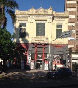 fachada del Inmueble de Avda. Agraciada 2962.