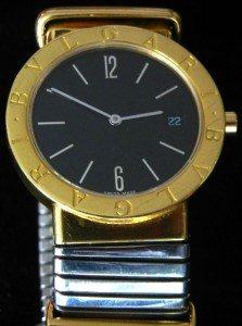 Reloj Bulgary combinado para caballero