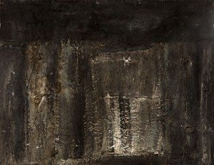 039 Jorge paez Vilaro Idolos de Plata tecnica mixta stela 80 x 100 cm.