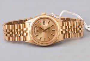 91 Reloj Rolex para hombre oro 18k Day Date