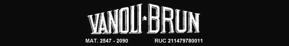 Vanoli-Brun Logo