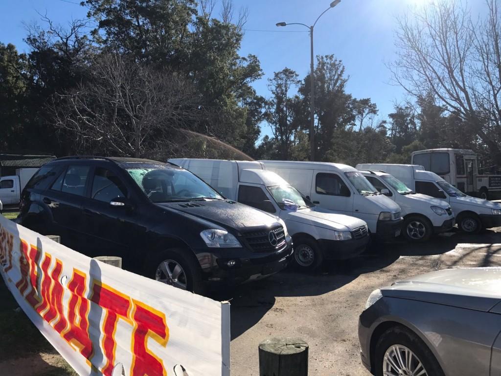 Camionetas y utilitarios
