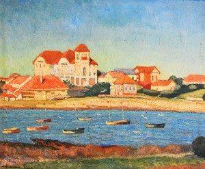 """Dolcey Schenone Puig """"Punta del Este""""."""