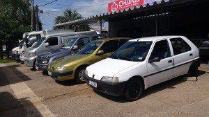 Variados vehículos el sábado 19 con Mario Suhr