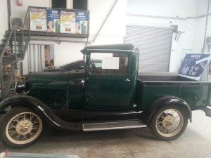 Foto de Ford A Pic UP 1931
