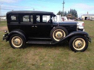 Foto de Ford Tudor 1930