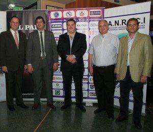 M. Stefanoli, G. Conde, M. Molina, Jacobo Brodski M. Calcagno