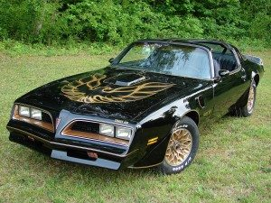 Pontiac Trans Am Firebird Bandit Edition