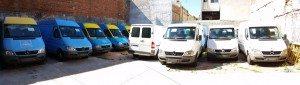 La ANRTCI rematará vehículos del Correo el lunes 11 de abril 14 hs.