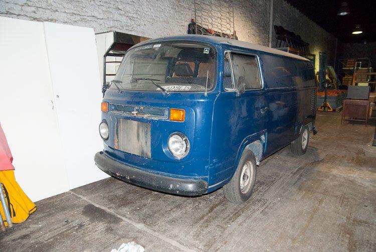 VW – COMBI y otros