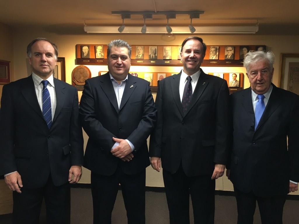 Los 4 cargos en la Directiva por la Lista 3 serán ocupados por Pablo Ponce de León, Mario Molina, Mario Stefanoli y Daniel Orellano.