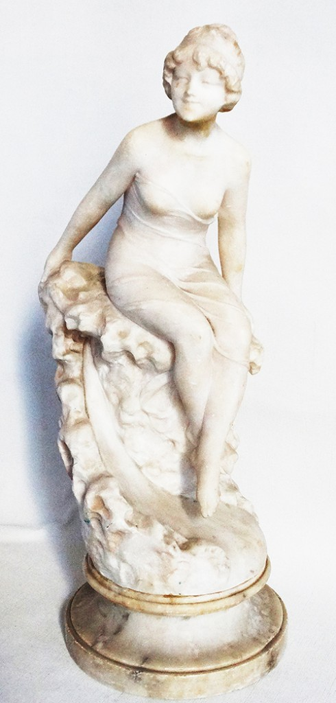 Escultura en mármol