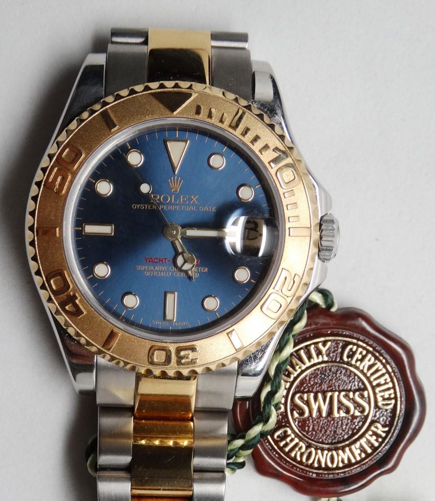 Estupendo Reloj Yacht - Master