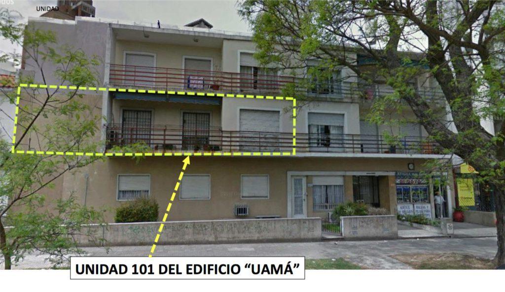 """LA COMERCIAL – UNIDAD 101 DEL EDIFICIO """"UAMÁ"""""""