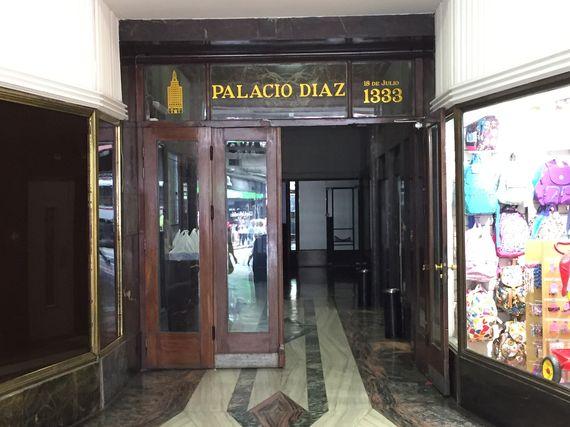 """PISO 10 – EDIFICIO """"PALACIO DÍAZ"""" 18 DE JULIO Y EJIDO"""