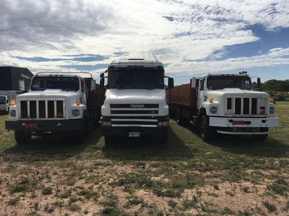 Subasta de Camiones y Remolques