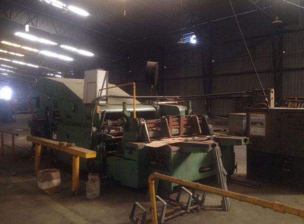 Maquinaria para la Industria del Cartón