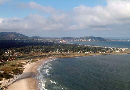 Terreno en Parque del Plata y en Playa Hermosa