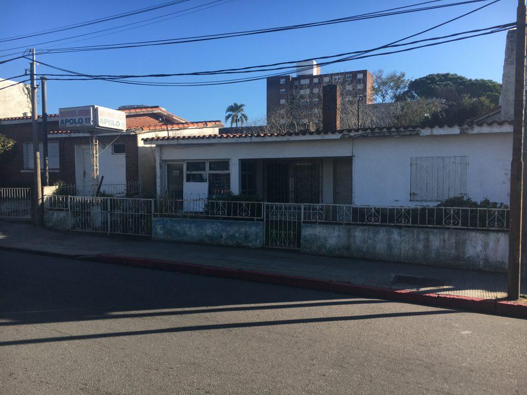 Casa y Local Comercial en Maldonado