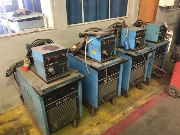 Maquinaria de Industria Metalúrgica