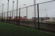 Equipamiento e instalaciones de club deportivo