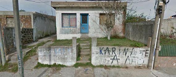 Casa de 2 dormitorios en Cerrito de la Victoria