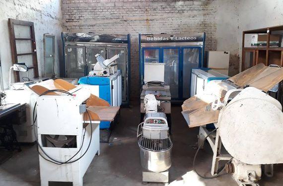 Equipamiento Comercial para Panadería & Rotisería