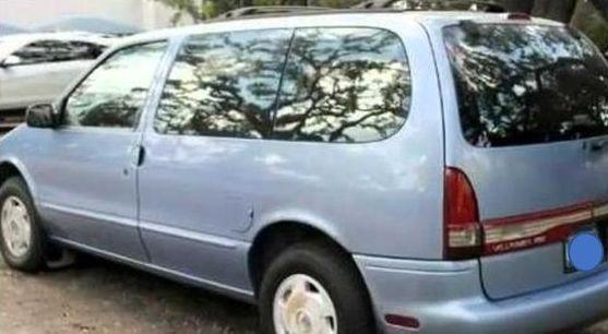 Camioneta marca Mercury año 1998