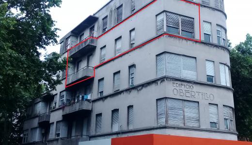 Tres Apartamentos en Pocitos