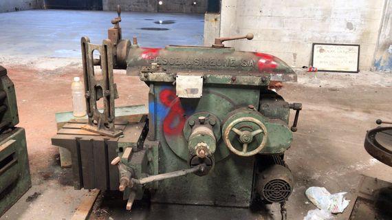 Maquinaria de Fábrica de cartón e Imprenta