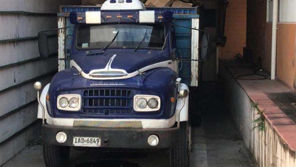 Flota vehículos Camiones y Cisternas en Paysandú
