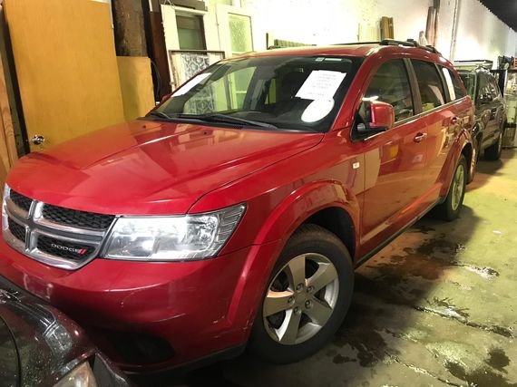 Dodge Journey 2.4 Nafta – 7 plazas – año 2014