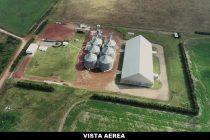 Moderna planta para acopio y acondicionamiento de granos