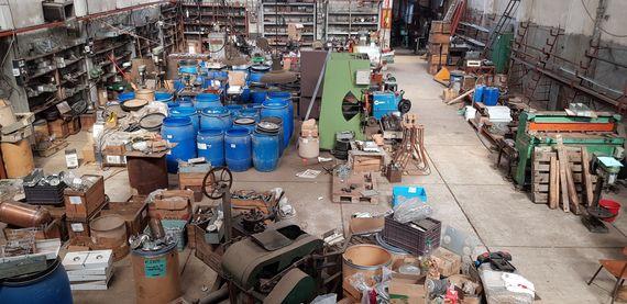 Atención Metalúrgicos y Carpinteros LIQUIDACIÓN TOTAL