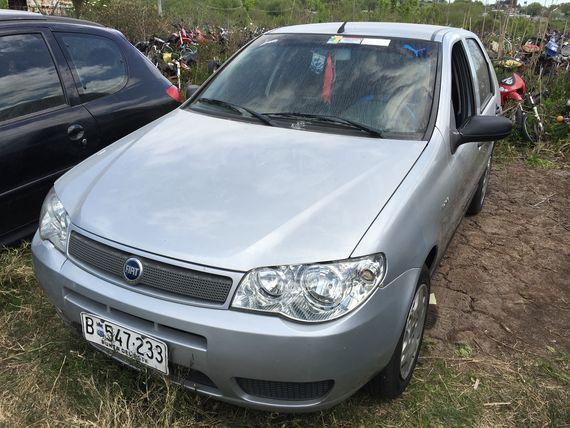 Fiat Palio ELX año 2005 Nafta