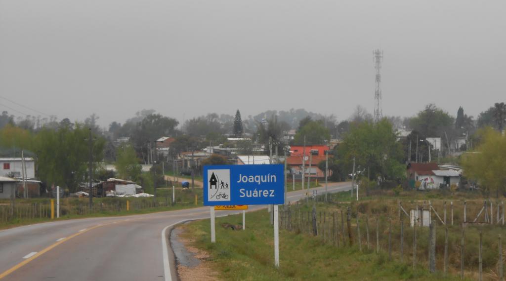 Joaquín Suarez. 35% Indiviso