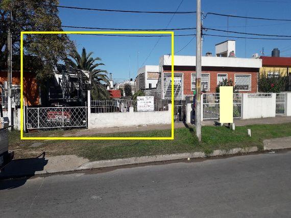 Inmueble bien ubicado frente a planta Veracierto de Cutcsa