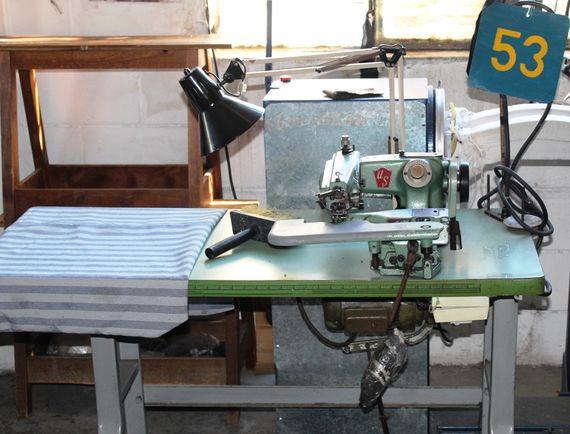 Completa Maquinaria textil WELCOLAN S.A.