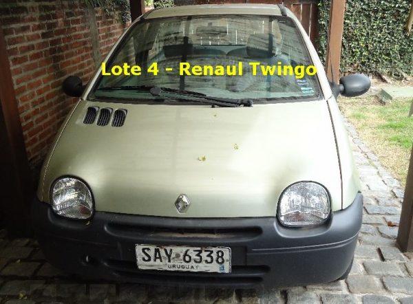 Dos nuevos vehículos Renault modelos Twingo y Scenic