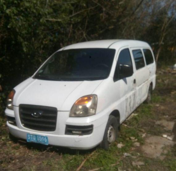 Minibus Hyundai Starex H1 SV GLS