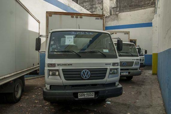 Flota de Camiones y Vehículos