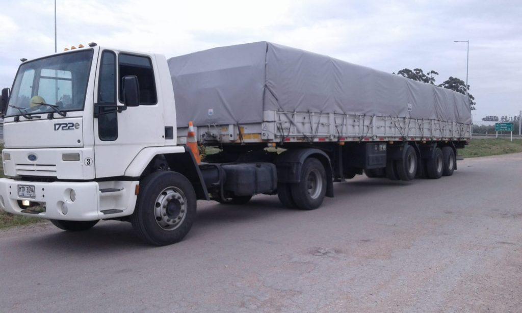 Camiones y maquinas viales el sábado 7 con Mario Suhr