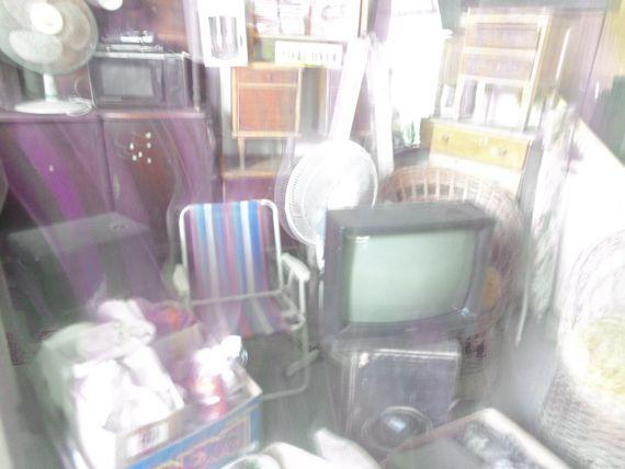 Importante cantidad de bienes muebles