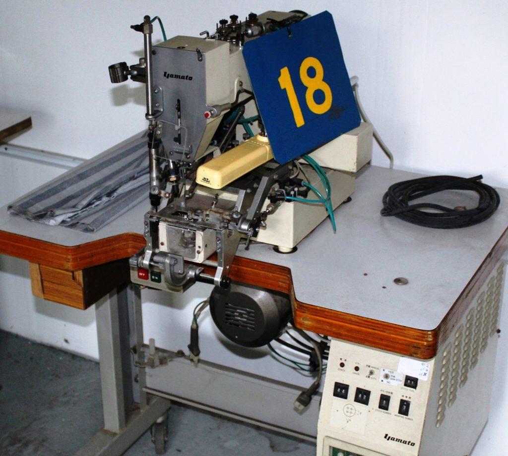 Maquinaria Textil – Instalaciones – Mobiliario