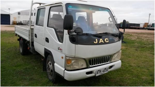 Camión JAC año 2010