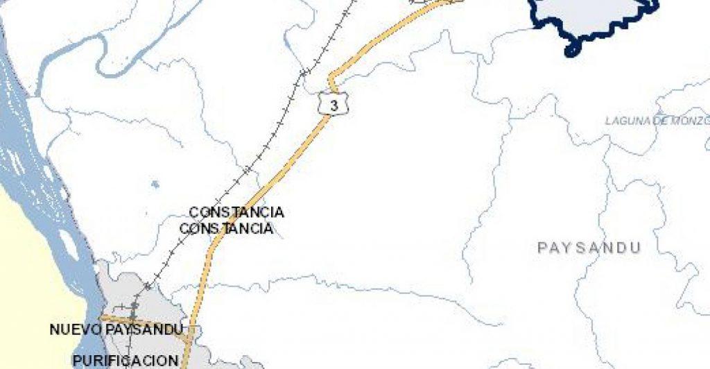 25% de Nuda Propiedad Padrón Rural 5663, Paysandú