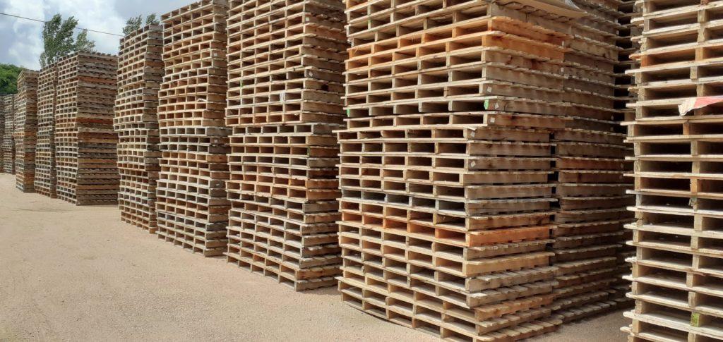 15000 pallets de 220 mts x 16 mts (en lotes de 500 y 1000 pallets)