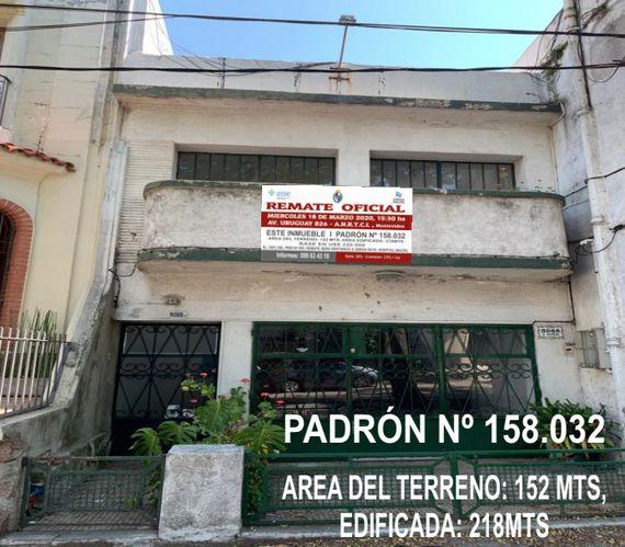 Casa en Punta Carretas