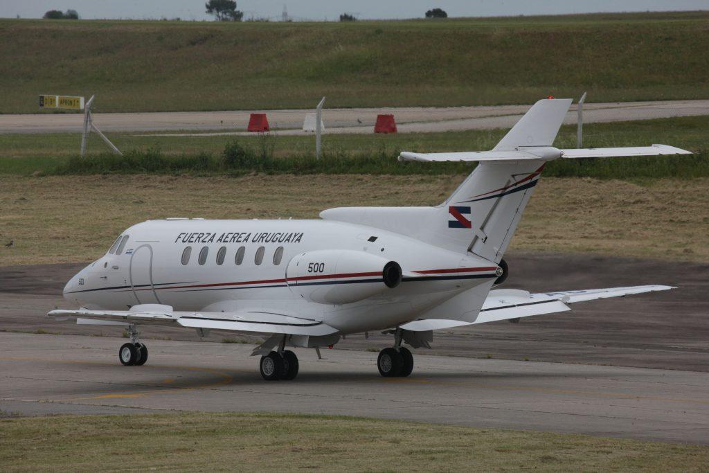 Remate del Avión Presidencial