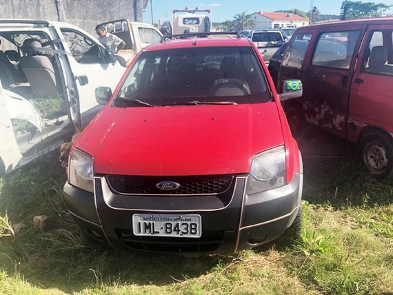 Ford Eco Sport XLS 1.6L Full